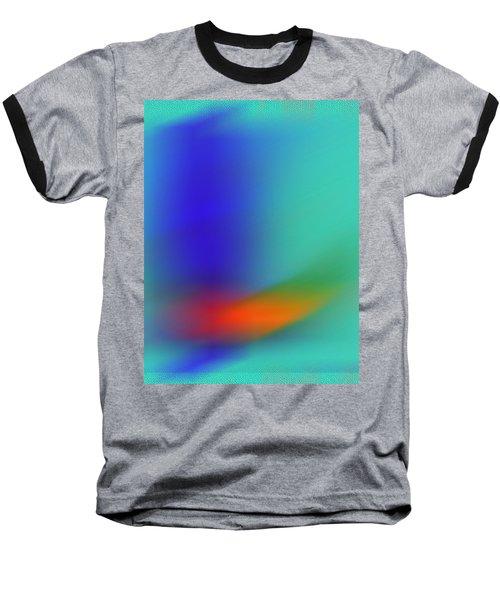 Baseball T-Shirt featuring the digital art In Flight by Prakash Ghai