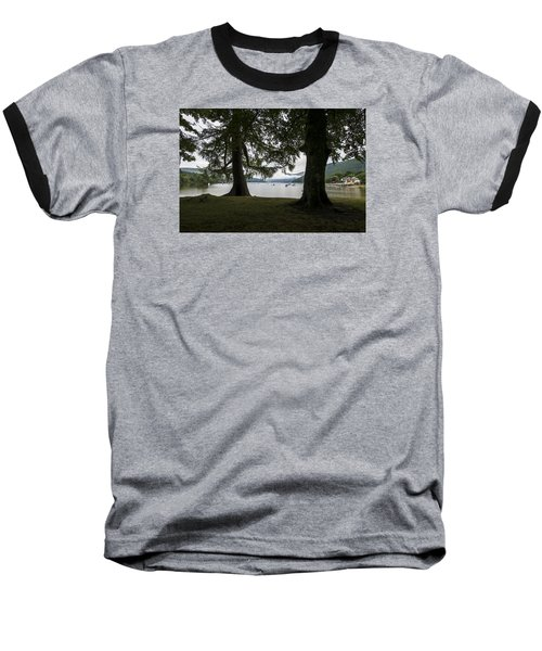 Baseball T-Shirt featuring the photograph In Glencoe Uk by Dubi Roman