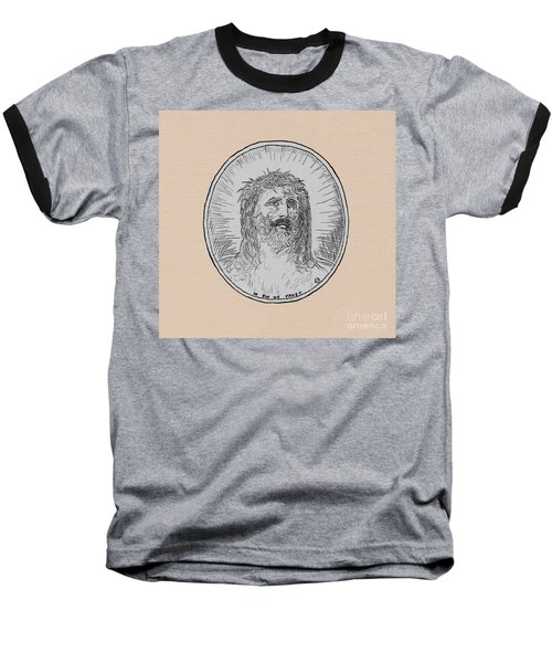 In Him We Trust Baseball T-Shirt
