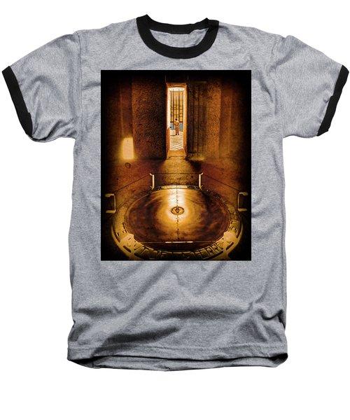 Paris, France - In Memory Baseball T-Shirt