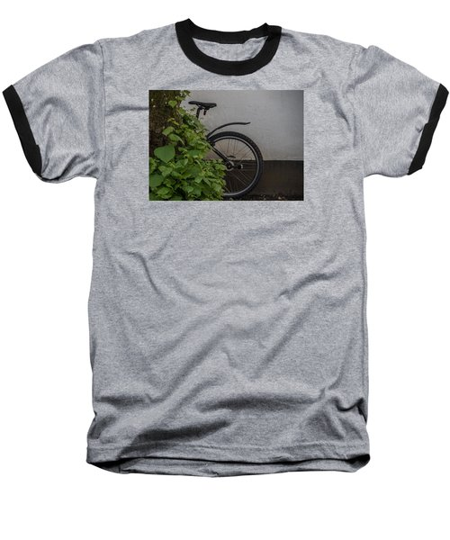 Baseball T-Shirt featuring the photograph In Park by Odd Jeppesen