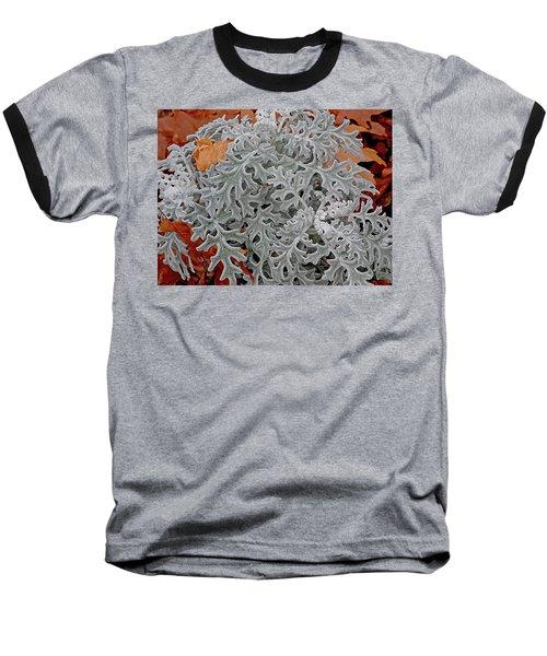Baseball T-Shirt featuring the digital art In Perfect Form by Lynda Lehmann