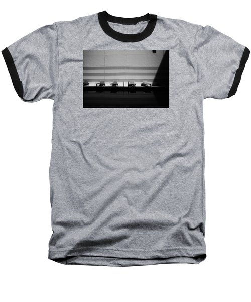 Baseball T-Shirt featuring the photograph In Royal Solitude  by Jez C Self