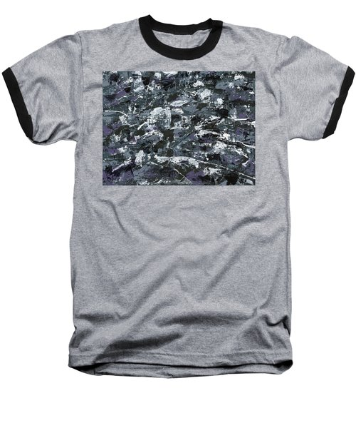 In Rubble Baseball T-Shirt