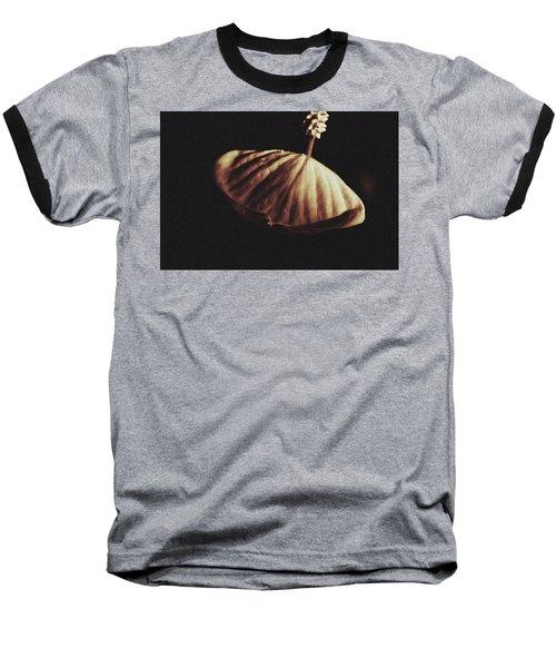 Baseball T-Shirt featuring the photograph In Season by Allen Beilschmidt