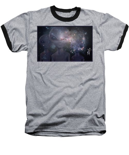 In Space Baseball T-Shirt