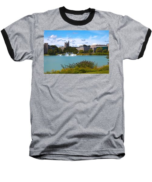 In The Afternoon Baseball T-Shirt