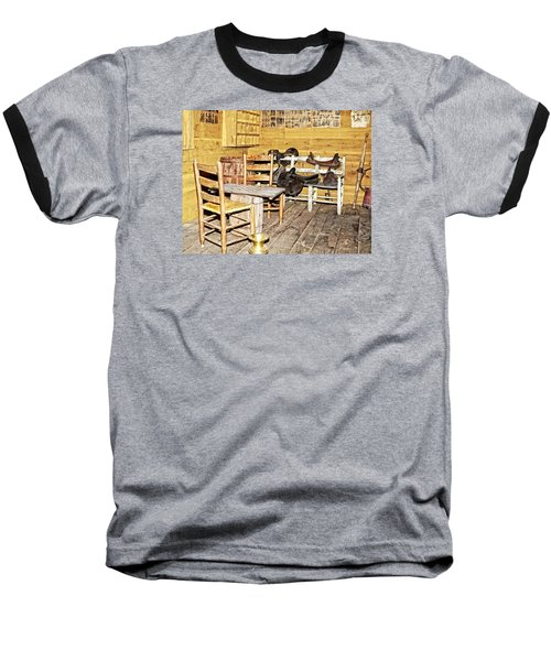 In The Barn Baseball T-Shirt