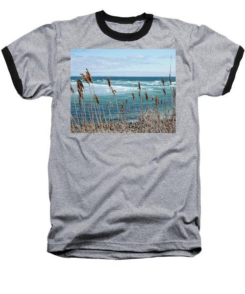 In The Breeze Baseball T-Shirt