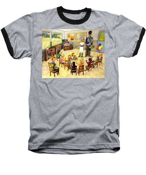 In The Classroom Baseball T-Shirt
