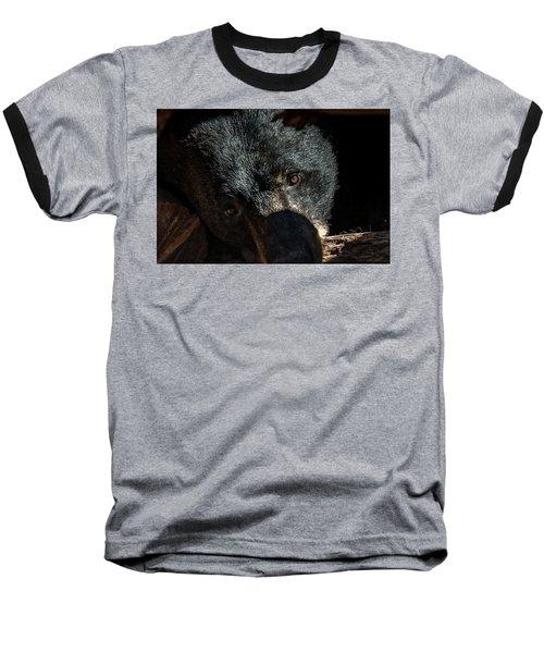 In The Den Baseball T-Shirt