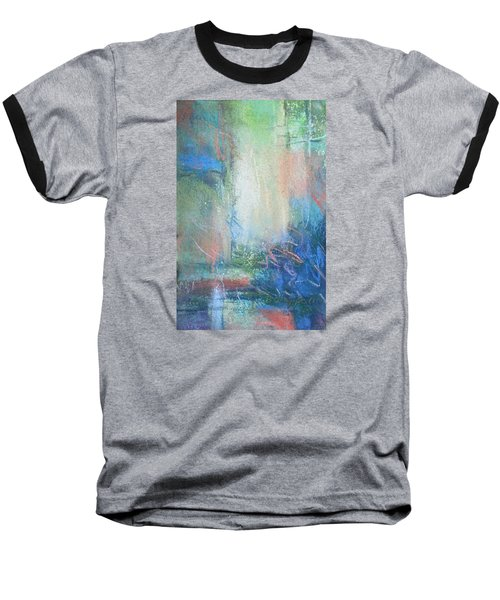 In The Depths Baseball T-Shirt by Becky Chappell