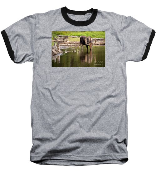 In The Drink Baseball T-Shirt
