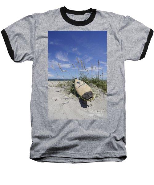 In The Dunes Baseball T-Shirt