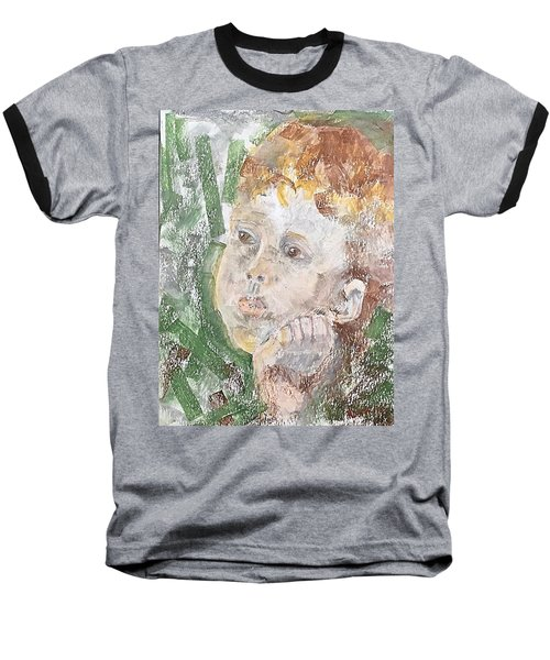 In The Eyes Of A Child Baseball T-Shirt