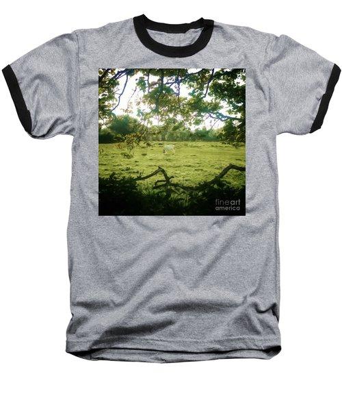 In The Field Baseball T-Shirt