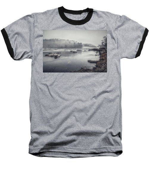 In The Fog  Baseball T-Shirt