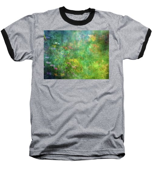 In The Garden 2296 Idp_2 Baseball T-Shirt