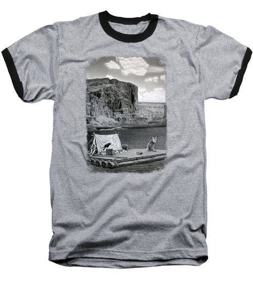 In The Grand Canyon Baseball T-Shirt