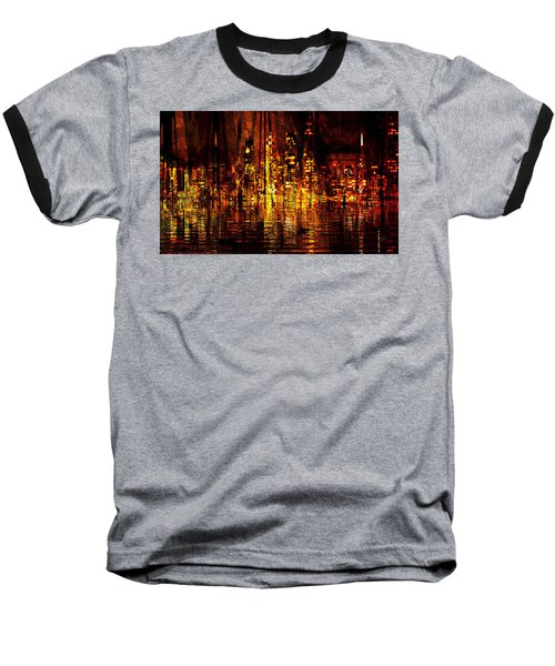 In The Heat Of The Night Baseball T-Shirt