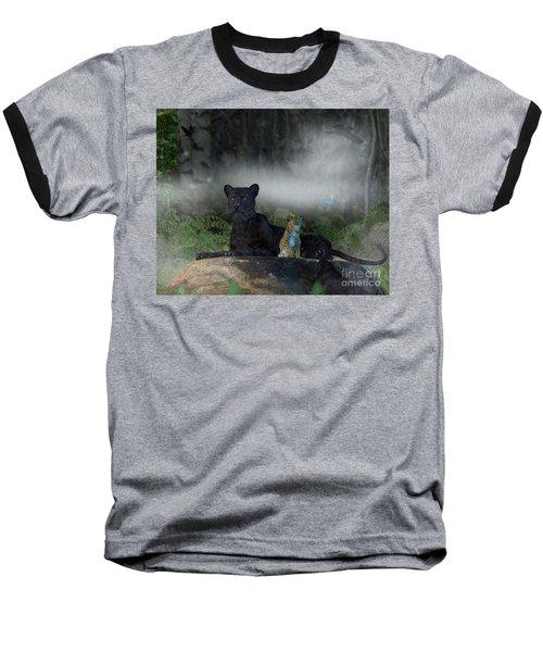 In The Jungle Baseball T-Shirt