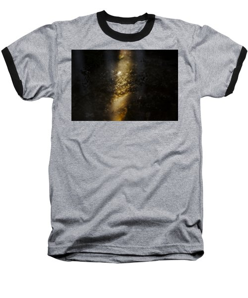 Baseball T-Shirt featuring the photograph In The Light by Cendrine Marrouat