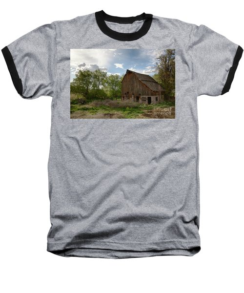 In The Midst Of The City Baseball T-Shirt
