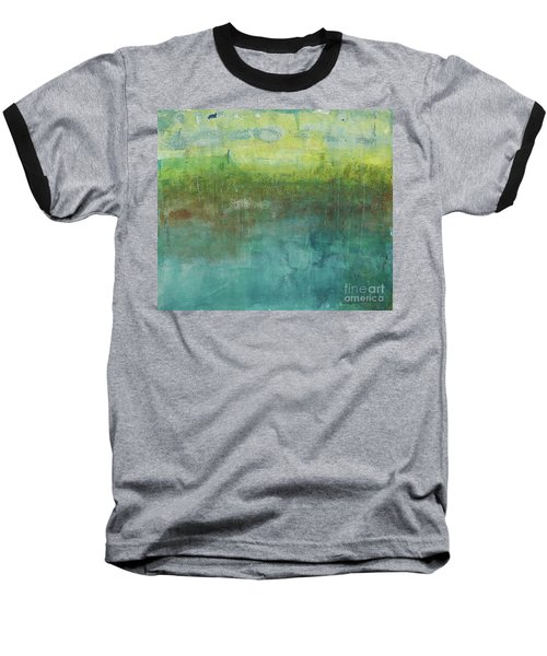 Through The Mist 2 Baseball T-Shirt