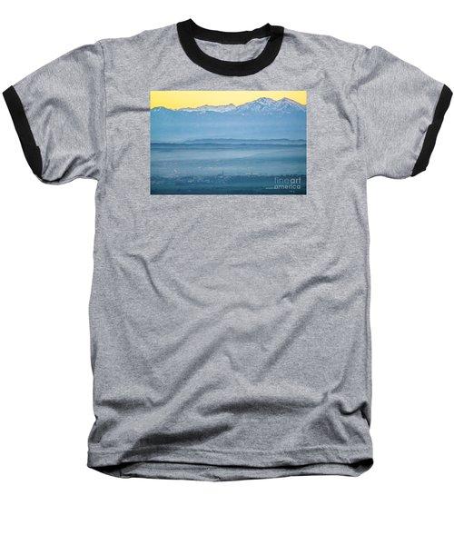 In The Mist 4 Baseball T-Shirt