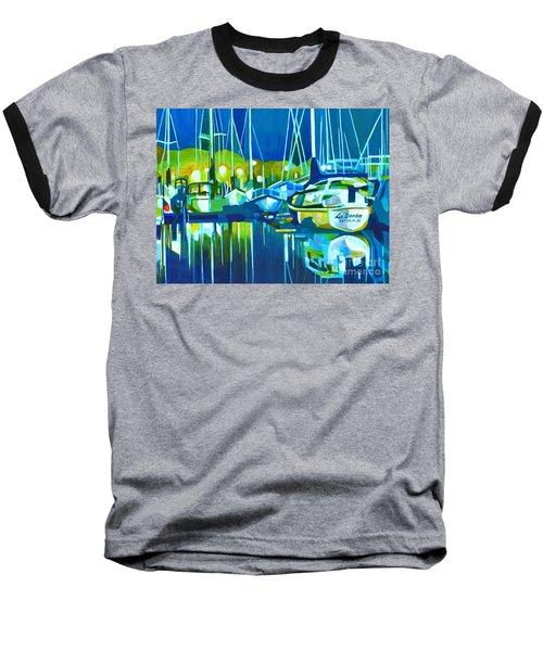 In The Moonlight Baseball T-Shirt