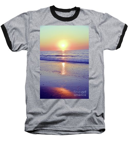 In The Morning Light Everything Is Alright Baseball T-Shirt