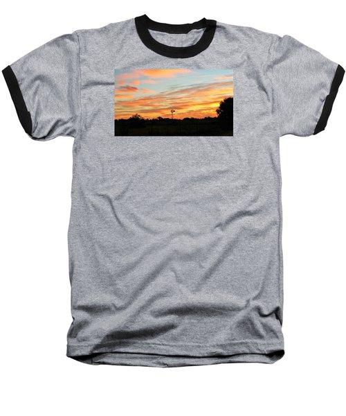 In The Morning Still Baseball T-Shirt