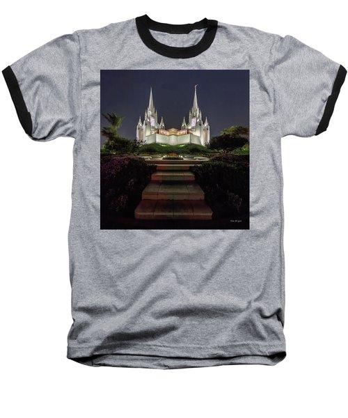 In The Name Of Their Faith Baseball T-Shirt