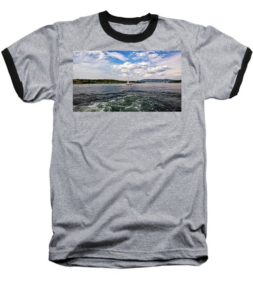 In The Oslo Fjord Baseball T-Shirt