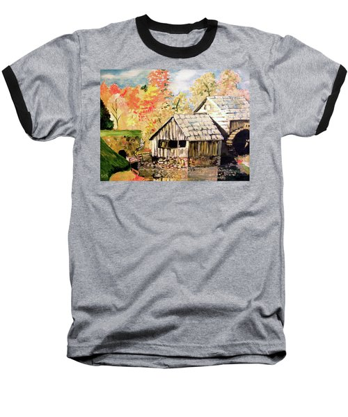 In The Quiet Moments Baseball T-Shirt