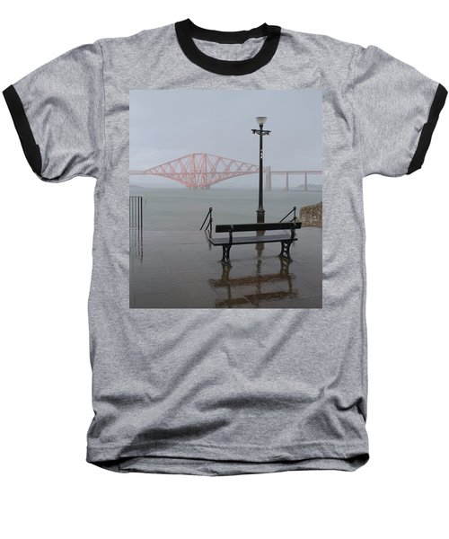 In The Rain Baseball T-Shirt