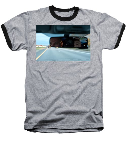 In The Road Baseball T-Shirt