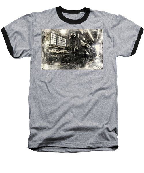 In The Roundhouse Baseball T-Shirt