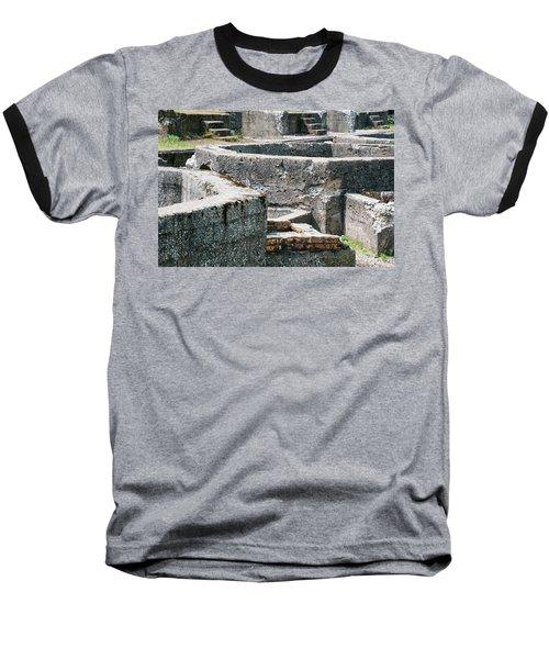 In The Ruins 6 Baseball T-Shirt