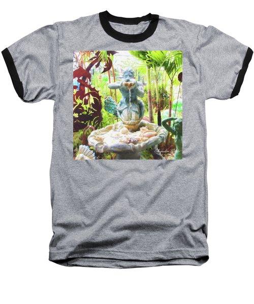 In The Sea Baseball T-Shirt