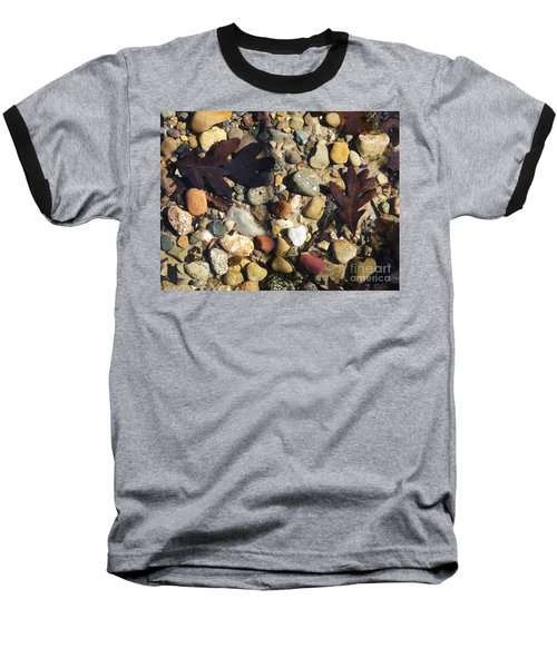 In The Shallows 2 Baseball T-Shirt by Gerald Strine