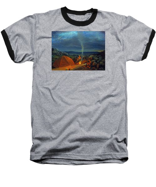 In The Spotlight Baseball T-Shirt