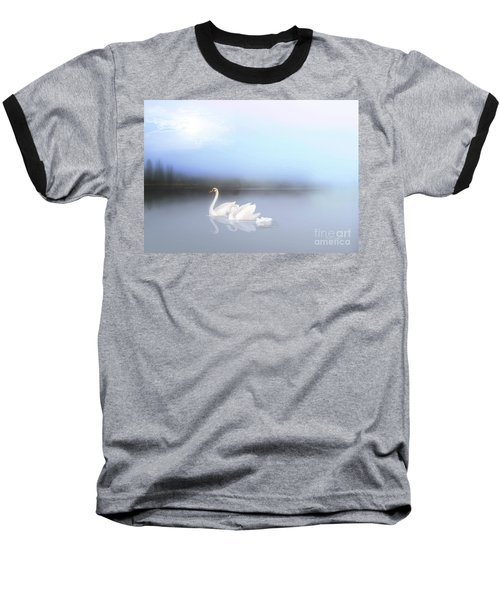 In The Still Of The Evening Baseball T-Shirt