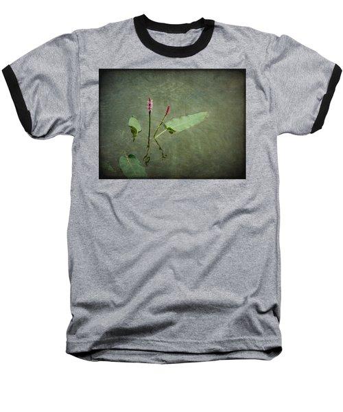 In The Stillness... Love Whispers My Name Baseball T-Shirt