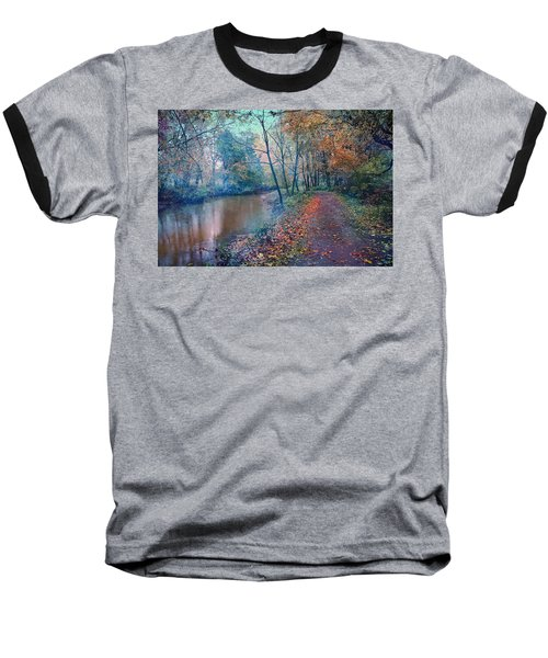 In The Stillness Of The Morning Baseball T-Shirt