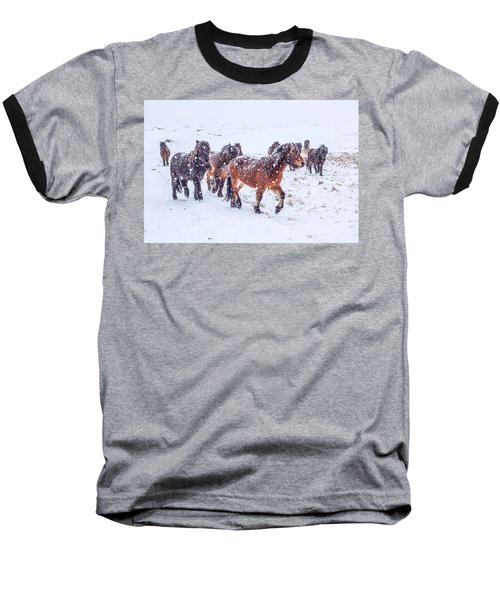 In The Storm 2 Baseball T-Shirt