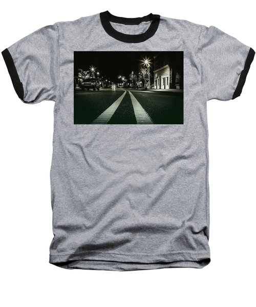 In The Streets Baseball T-Shirt