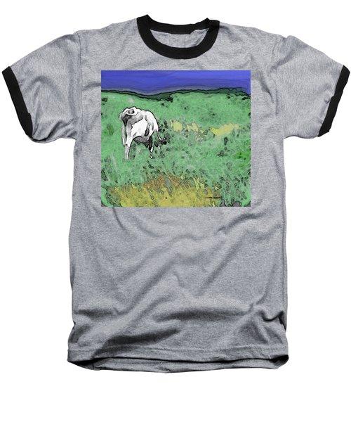 In The Sweet Fields Baseball T-Shirt