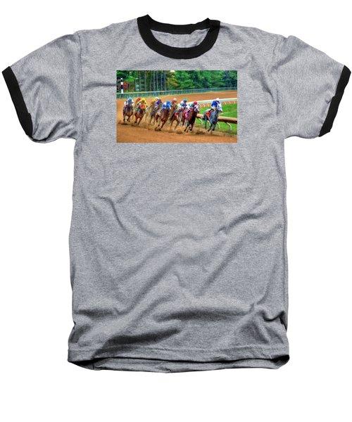 In The Turn #2 Baseball T-Shirt