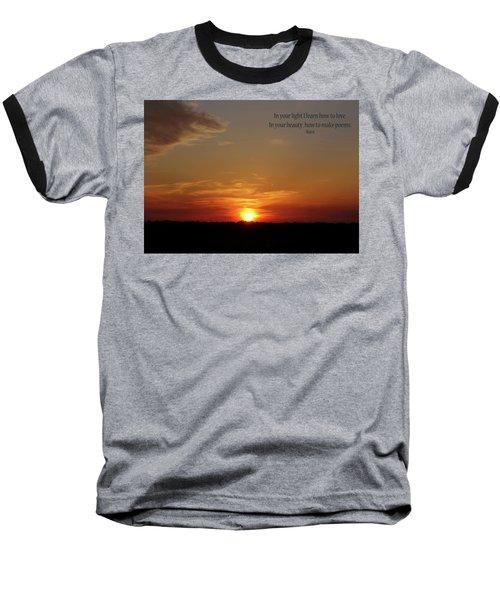 In Your Light Baseball T-Shirt